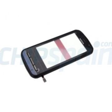 Digitalizador e cristal frontal Nokia C6