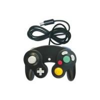 Mando con vibracion - NEGRO para GameCube
