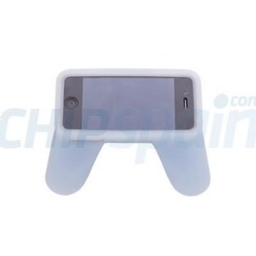 Agarradores Ergonómicos iPhone 4 -Blanco