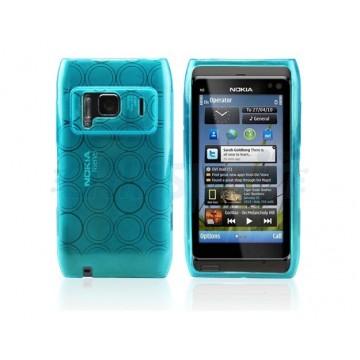 Caso Bubble Series Nokia N8 -Azul