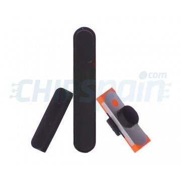 Pack of external buttons for IPad 2