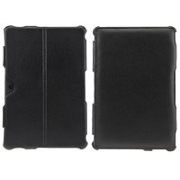Funda Master Series Leather BlackBerry PlayBook -Negro