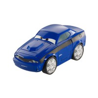 Cars 2: Coche Espía Transformable Rod Torque Redline