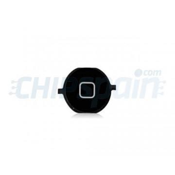 Botón Home iPhone 4S -Negro