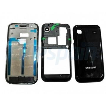 Complete case Samsung Galaxy S SCL i9003 -Black