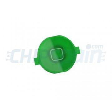 Botão Home iPhone 4 -Verde
