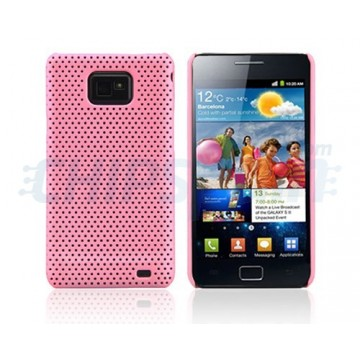 Case Perforated Series Samsung Galaxy SII -Pink
