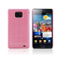 Carcaça Perforated Series Samsung Galaxy SII -Rosa