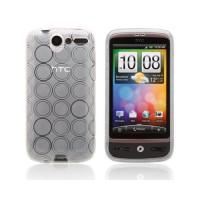 Funda Bubble Series HTC Desire -Blanca