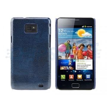 Carcaça Reptile Series Samsung Galaxy SII -Azul