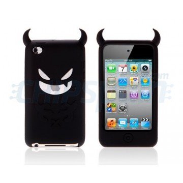 Funda Demon Series iPod Touch 4 -Negro