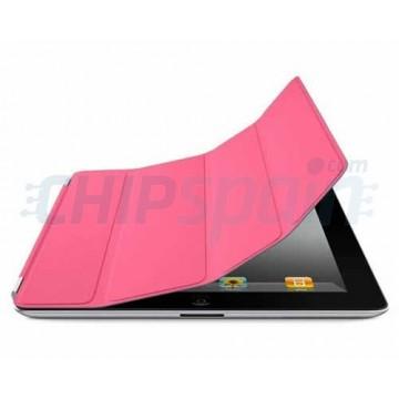 Tampão genérico Smart Cover iPad/iPad 2 -Rosa