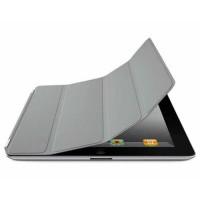 Tapa Genérica Smart Cover para iPad 2 -Gris