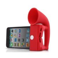 Amplificador Bugle Series iPhone/iPod -Rojo