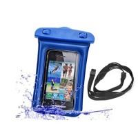 Funda Impermeable Waterproof Smartphone/iPhone -Azul