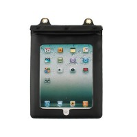 Funda Impermeable al Agua iPad 2/Nuevo iPad -Negro
