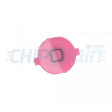 Home button iPhone 4 -Pink