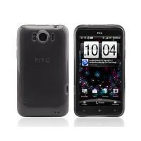 Funda Ultra Clear Series HTC Sensation XL -Negro