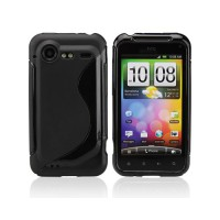Funda S-Line HTC Incredible S -Negro