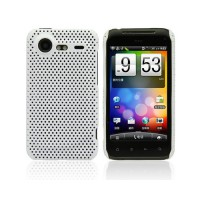 Carcasa Perforated Series HTC Incredible S -Blanco