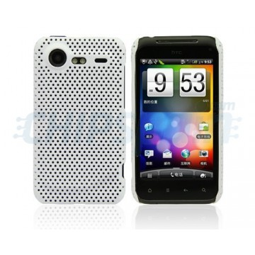 Case Perforated Series HTC Incredible S -White