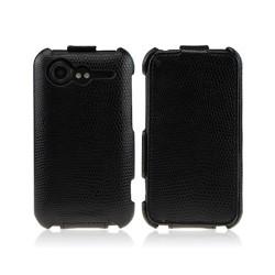 Carcasa Reptile Series HTC Incredible S -Negro