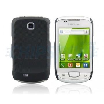 Carcaça Sand Series Samsung Galaxy Mini -Preto