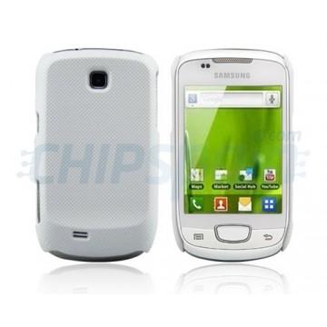 Carcasa Sand Series Samsung Galaxy Mini -Blanco