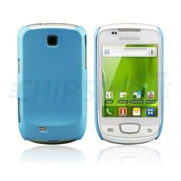 Carcasça Ideal Series Samsung Galaxy Mini -Azul Claro