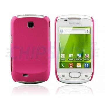 Carcaça Ideal Series Samsung Galaxy Mini -Magenta
