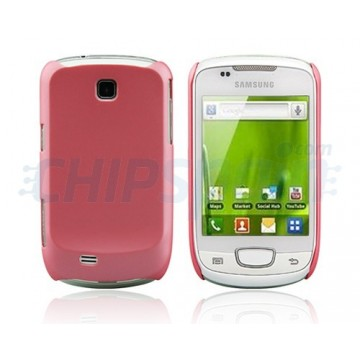 Carcasa Ideal Series Samsung Galaxy Mini -Rosa