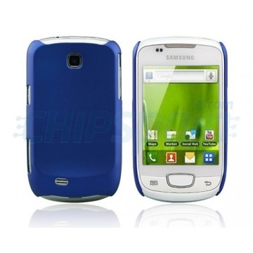 Carcasa Ideal Series Samsung Galaxy Mini -Azul