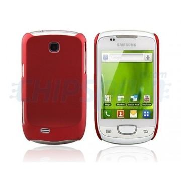 Carcaça Ideal Series Samsung Galaxy Mini -Vermelho