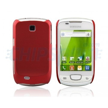 Carcasa Ideal Series Samsung Galaxy Mini -Rojo