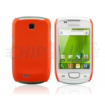 Case Ideal Series Samsung Galaxy Mini -Orange