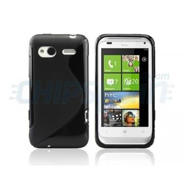 Caso S-Line Series HTC RADAR -Preto