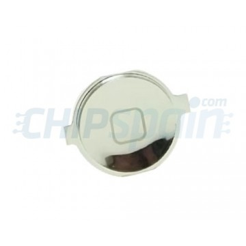 Home Button iPhone 4S -Silver