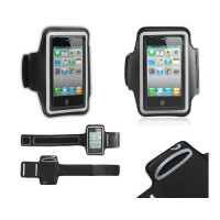 Brazalete Sport para iPhone -Negro