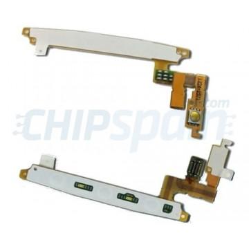 Cabo flexível da tecla Home Sony Ericsson Xperia X10