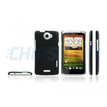 Carcaça Ideal Series HTC One X -Preto