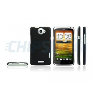 Funda Ideal Series HTC One X -Negro