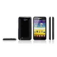 Funda Para Series Silicone Samsung Galaxy Note -Negro
