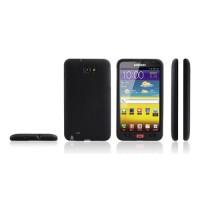 Funda Original Series Silicone Samsung Galaxy Note -Negro
