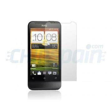 Protector de Pantalla Crystal Clear HTC One V
