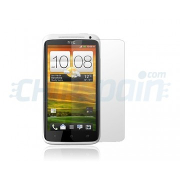 Protector de Pantalla Crystal Clear HTC One X