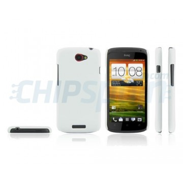 Carcasa Ideal Series HTC One S -Blanco