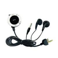Auriculares con Control Remoto PSP SLIM - NEGRO