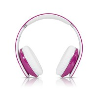 Auriculares Monster Beats by Dr. Dre Studio -Rosa