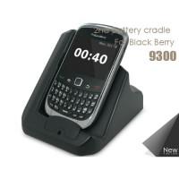 Base de Carga/Sincro + Ranura 2ª Batería Kidigi Blackberry 8520/9300