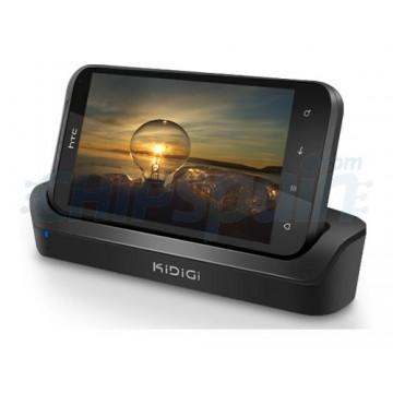 Base de carregamento KiDiGi HTC Incredible S